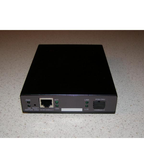Абонентский адаптер TinTel ONU-EI1001G - Оборудование PON ONU