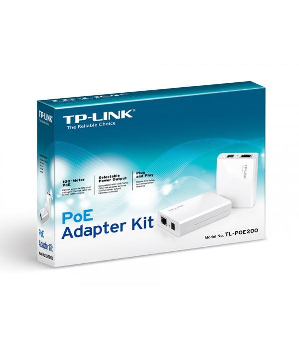 TP-Link TL-POE200 - Блок питания