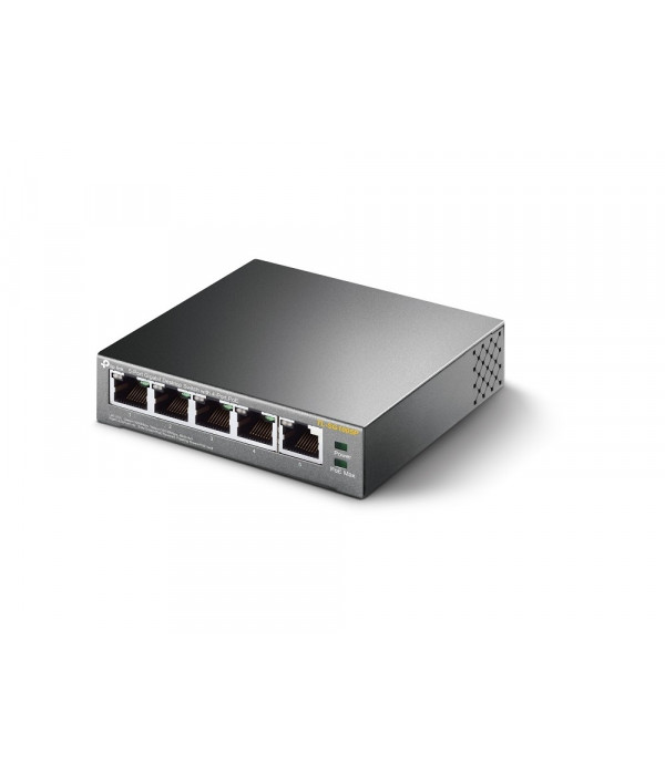 TP-Link TL-SG1005P - Коммутатор