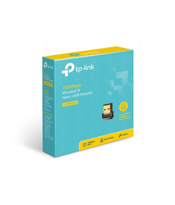TP-Link TL-WN725N - Сетевой адаптер