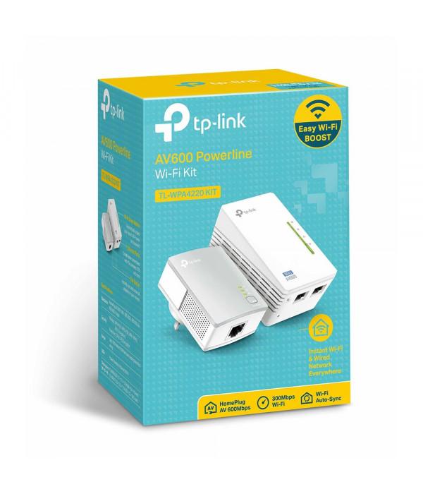 TP-Link TL-WPA4220KIT - Оборудование Powerline