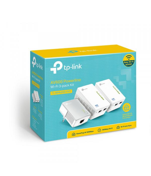TP-Link TL-WPA4220T KIT - Оборудование Powerline