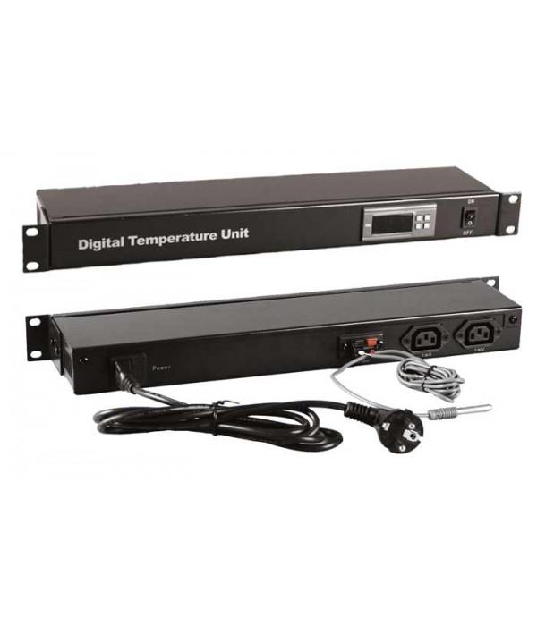 Hyperline TMPC-230V-RAL9004 -