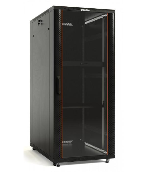 Hyperline TTB-4288-AS-RAL9004 - Телекоммуникационные шкафы, ящики