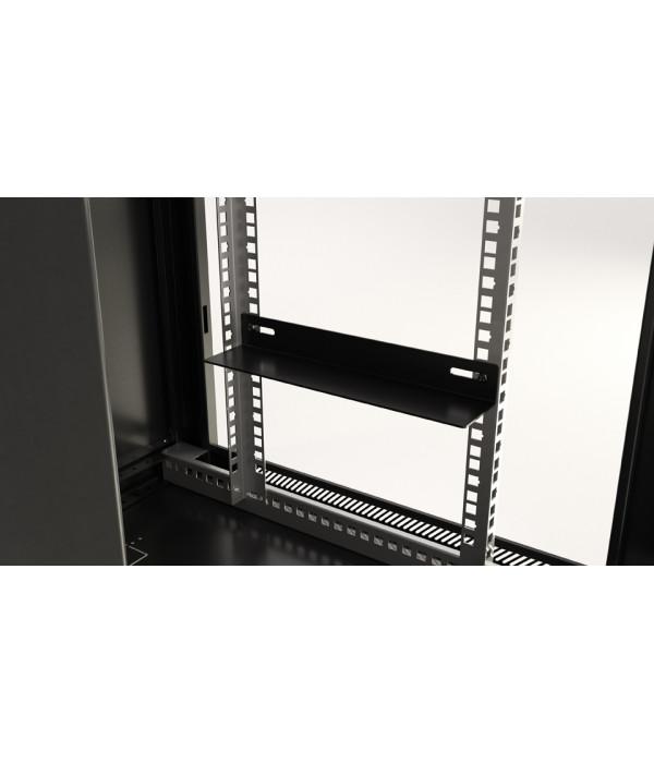Hyperline TWB-0645-SR-RAL9004 - Телекоммуникационные шкафы, ящики