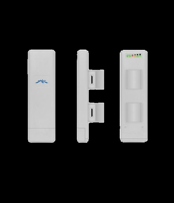 Ubiquiti NanoStation5 - Беспроводной мост, Базовая станция, Клиентское устройство