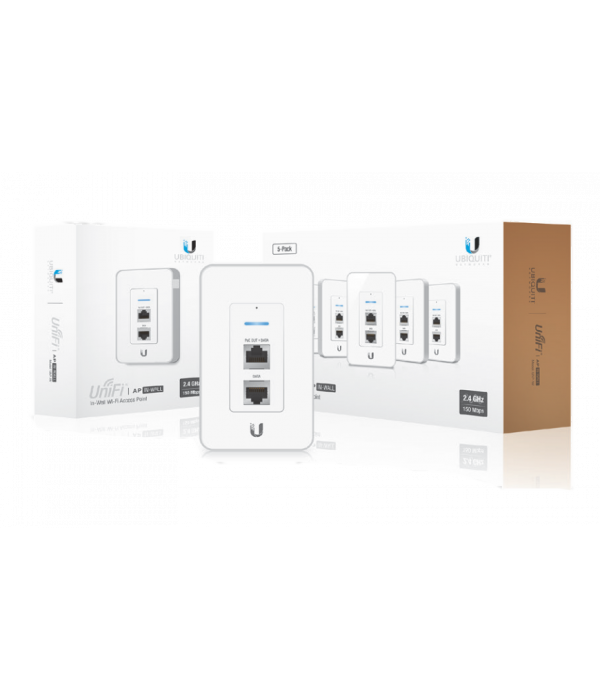 Ubiquiti UniFi AP In-Wall - Точка доступа