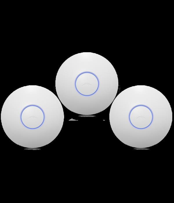 Ubiquiti UniFi AP Pro (3-pack) - Точка доступа