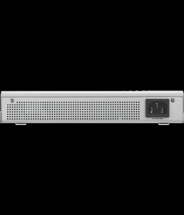 Коммутатор Ubiquiti EdgeSwitch 8 150W управляемый L2 8 портов 10/100/1000Mbps PoE(150W) 2xSFP ES-8-1