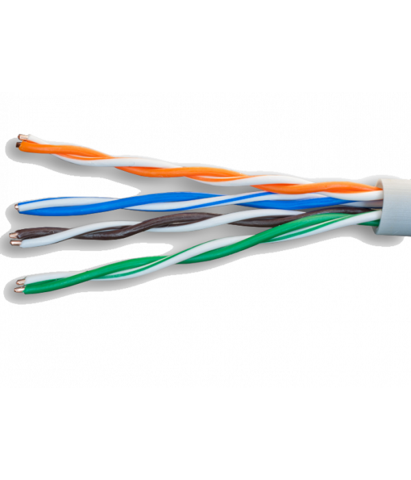SUPRLAN Light UTP Cat.5e 4x2xAWG25 Cu PVC Indoor 305 m. - LAN Кабель