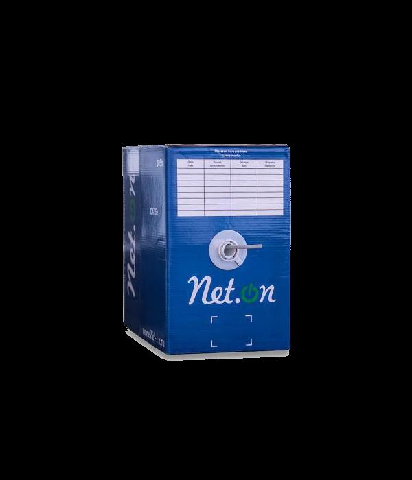 Net.on UTP Cat.5e 4x2xAWG24 CCA PVC Indoor