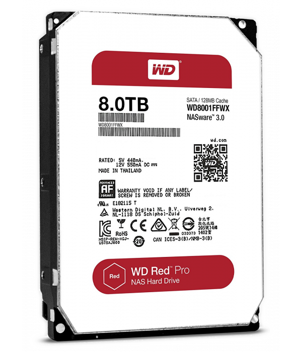 Western Digital WD8001FFWX - Жесткий диск