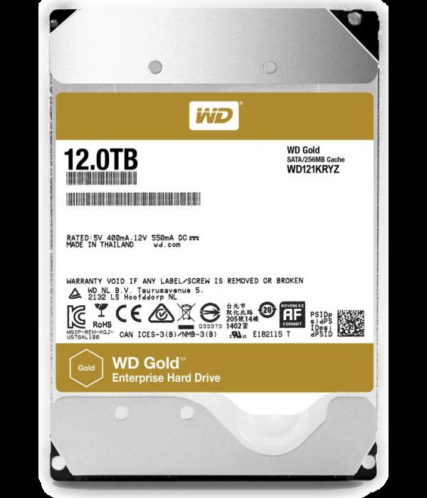 Western Digital WD121KRYZ - Жесткий диск