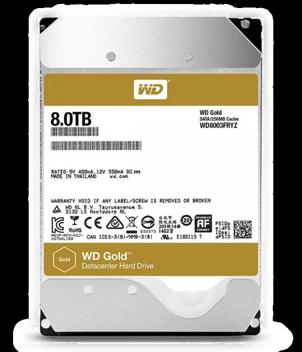 Western Digital WD8003FRYZ - Жесткий диск