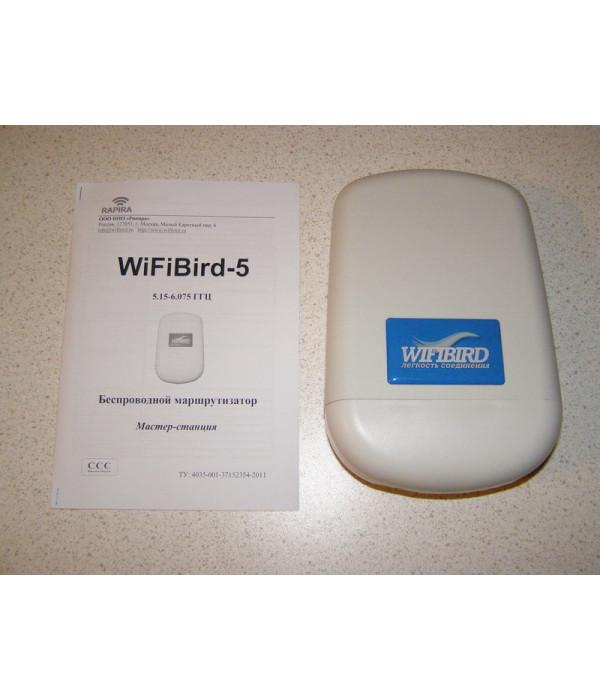 Rapira WIFIBIRD-5 Master