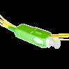 Оптический Пигтейл SUPRLAN SC/APC 1м