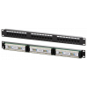 Neomax Модульная патч-панель на 24 порта , (PLKP-24BK)