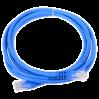 NEOMAX (13001-005B) Шнур коммут. UTP 0.5м, кат. 5е - синий