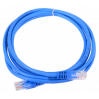 NEOMAX (13001-020B) Шнур коммут. UTP 2 м, кат. 5е - синий