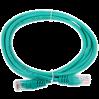NEOMAX (13001-005G) Шнур коммут. UTP 0.5м, кат. 5е - зеленый