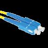 Патч-корд  SUPRLAN SC/UPC-SC/UPC, 2м., SM