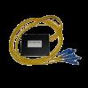 Модульный PLC сплиттер 1х4