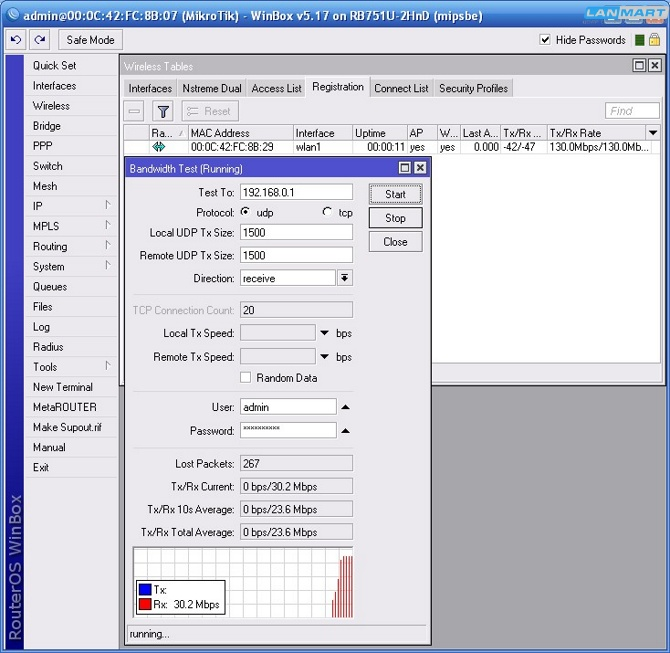 Блог - Настройка Mikrotik RB751U-2HnD в режиме WDS и Virtual
