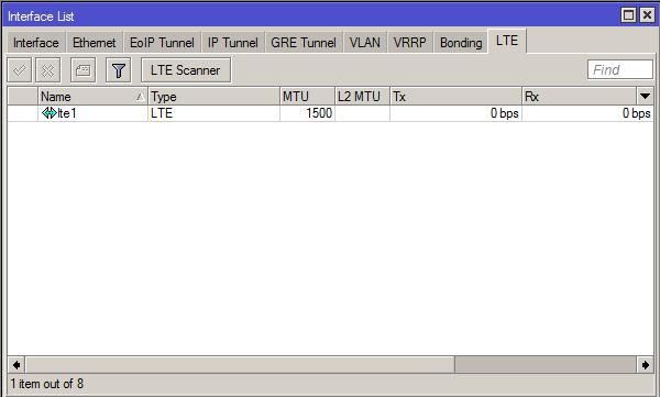 Настройка Мikrotik для работы с 4G модемом E3372 (HiLink)